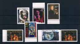 Slowenien 1992 Mi.Nr. 29-35 ** - Slovenia