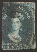 Tasmania SG# 17 - 1853-1912 Tasmania