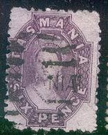 TASMANIA_Sg 76 Perf 11 3/4 - 1853-1912 Tasmania