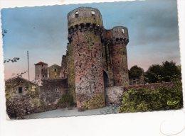 ENVIRONS D'ARGENTON CHATEAU - Ruines Du Chateau De Sanzay - (118) - Argenton Chateau