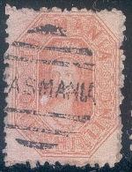 TASMANIA_Sg 140 Perf 11,5 - 1853-1912 Tasmania