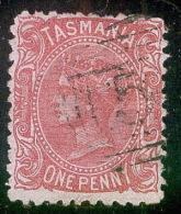 TASMANIA_Sg 144 Perf 11,5 - 1853-1912 Tasmania