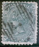 TASMANIA_Sg 145 Perf 11,5 - 1853-1912 Tasmania