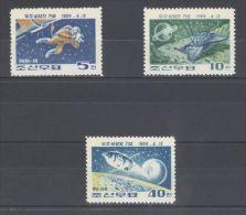 Korea - 1966 Space Travel__(TH-10173) - Korea (Noord)
