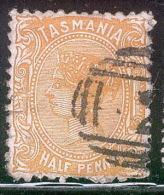 TASMANIA_Sg 163 - 1853-1912 Tasmania