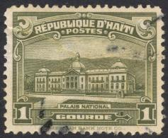 Haiti, 1 G., 1924, Scott # 319, Used - Haiti
