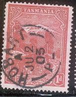 TASMANIA_Sg 238 - 1853-1912 Tasmania
