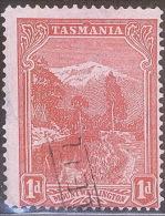 TASMANIA_Sg 240 Wm Inverted - 1853-1912 Tasmania