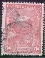 TASMANIA_Sg 250+250g Wm Inverted - 1853-1912 Tasmania
