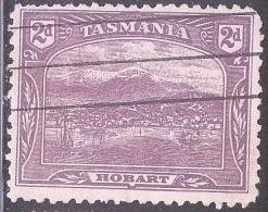 TASMANIA_Sg 251ba Perf 11 Wm Upright - 1853-1912 Tasmania