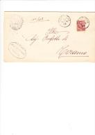 ITALIA  1906 - Sassone 71 - Foglio Da  Tossicia A Teramo - 1900-44 Vittorio Emanuele III