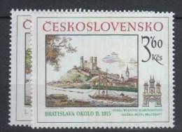 Tchécoslovaquie   1979            N°  2365 / 2366    COTE       5 € 00        ( C 88 ) - Ungebraucht