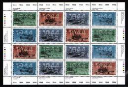 Canada - 1994 WW2 Sheet MNH__(THB-2871) - Full Sheets & Multiples