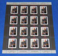 Canada - 2001 Pierre Elliott Trudeau Sheet MNH__(THB-2633) - Full Sheets & Multiples