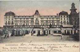 BLANKENBERGE   Grand Hôtel Des Bains Et Des Familles - Blankenberge