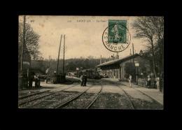50 - SAINT-LÔ - Gare - Train - Saint Lo