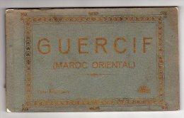 103D) MAROC - 1 CARNET 12 VUES GUERCIF - Maroc