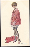 CPA - (Illustrateur) Fabiano F. - Les P´tites Femmes - Fabiano