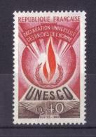 U.N.E.S.C.O.  N* 40 NEUF** - Service