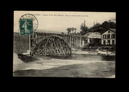 50 - AVRANCHES - Chemin De Fer De La Manche - Pont En Ciment - Avranches