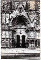 CPM - Bourges (Cher) Cathédrale Saint Etienne 13e Siècle Portail De La Vierge - Bourges