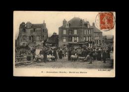 50 - AVRANCHES - Marché Aux Moutons - Tambour De Ville - Avranches