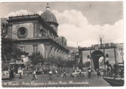 Napoli - Porta Capuana E Antica Porta Monumentale - Napoli (Naples)