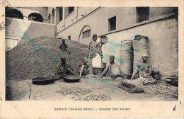 Afrique  Noire     Gambie   Bathurst    Ground Nut Sorters   Voir Scan) - Gambie