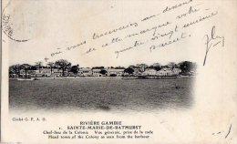 Afrique  Noire     Gambie   Ste Marie De  Bathurst     ( Voir Scan) - Gambie