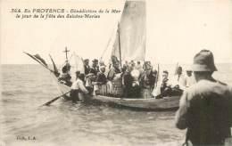 : Réf : G-13-2240 : Bénédiction De La Mer Fête Des Saintes Maries - Saintes Maries De La Mer