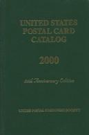 United States Postal Card Catalog, UPSS, 55th Anniversary Edition, Hardbound - Postal Stationery