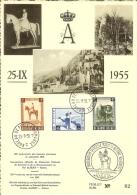 Feuillet De Luxe Des Nr 938/40 ( 500 Exemplaires Connu ) - Luxevelletjes