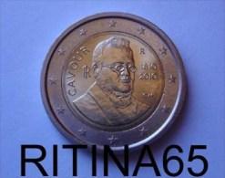 """!!! 2 € 2010 COMM. ITALIA """" CAVOUR """" !!! - Italien"""
