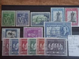 268/69+296+298/9+324+339/40+344/9 Neufs Sans Charnières COB : 32,75€ - 1947-60: Mint/hinged