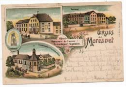 25257  -   Gruss  Aus  Moresnet - Plombières