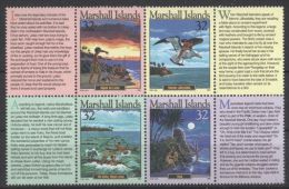 Marshall Islands - 1996 Local Stories MNH__(TH-12469) - Marshall