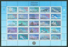 Marshall Islands - 1996 Ships Sheet MNH__(THB-486) - Marshall