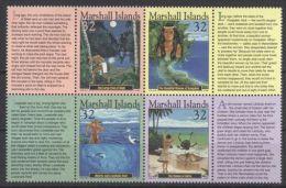 Marshall Islands - 1997 Local Stories MNH__(TH-12470) - Marshall