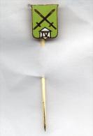 Pq1 Pin Quartu Calcio Distintivi FootBall Pins Soccer Pin Spilla Italy Sardegna Distintivi - Calcio