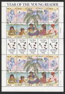 Palau - 1989 Year Of Youth Sheet MNH__(THB-730) - Palau