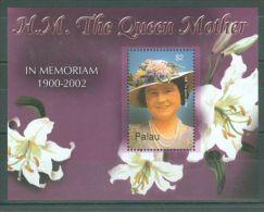 Palau - 2002 Elizabeth Block MNH__(TH-8295) - Palau