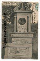 - NANTES - Au Cimetière De Miséricorde, Le Monument Du Général MELLINET, En 1907, Précurseur, TBE, Scans. - Nantes