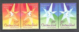 Christmas: Yvert N°65/8**; MNH; Luxe; Noël - Christmaseiland