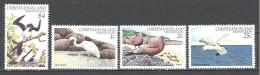 Christmas: Yvert N°156/9**; MNH; Luxe; Serie Courante 1ere Tranche; Oiseaux - Christmas Island