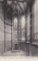 Ph-CPA Blois (Loir Et Cher) Le Château Aile Louis XII La Chapelle Intérieur - Blois