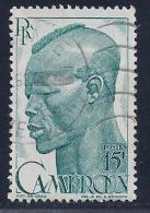 Cameroon, Scott # 319 Used Farmer, 1946 - Cameroun (1915-1959)