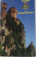 NUOVA -(Mint)-49-SAN MARINO- 1700° REPUBBLICA - San Marino