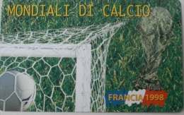 NUOVA-(Mint)-31- SAN MARINO --MONDIALI DI CALCIO 98 - San Marino