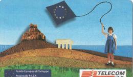NUOVA-(Mint) -- 554-L´UNIONE EUROPEA PER LE TELECOMUNICAZIONI DEL MEZZOGIORNO - Italia