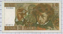 10 Francs Berlioz, Ref Fayette 63-3, état NEUF - 1962-1997 ''Francs''